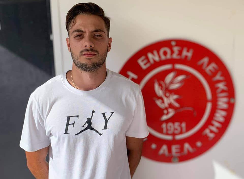 Ενισχύεται στην επίθεση η ΑΕΛ με τον 19χρονο Τσολάκη