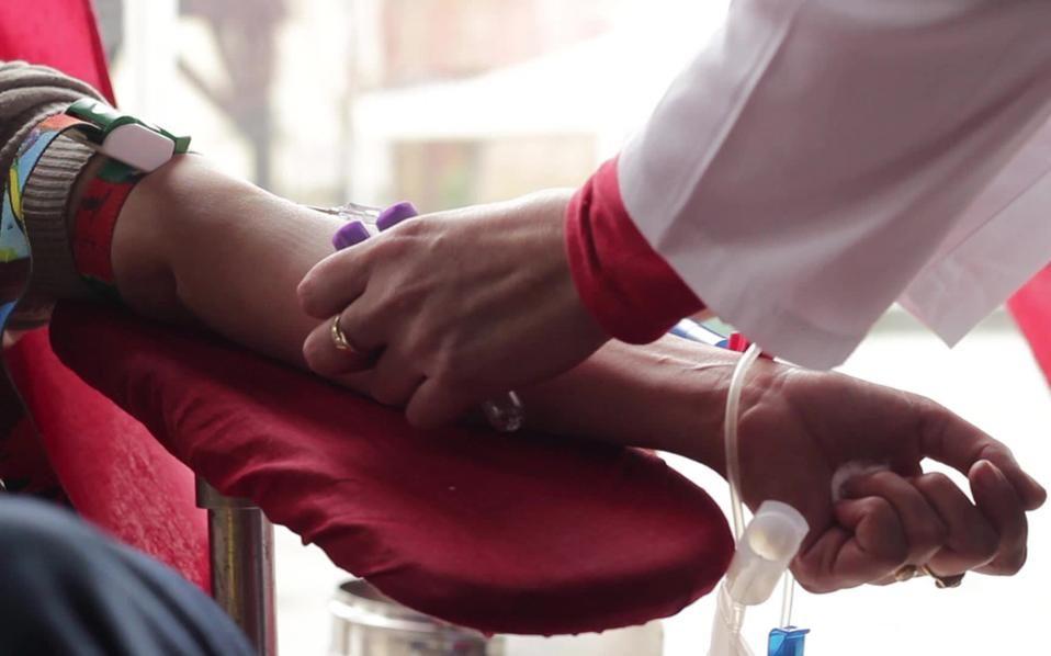 Εθελοντική αιμοδοσία την Παρασκευή 29/1 στον πεζόδρομο της  Γ. Θεοτόκη