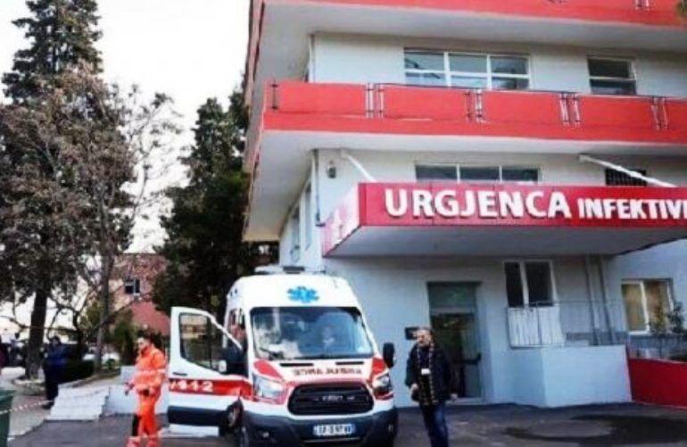 581 νέες λοιμώξεις και 5 νεκροί στην Αλβανία