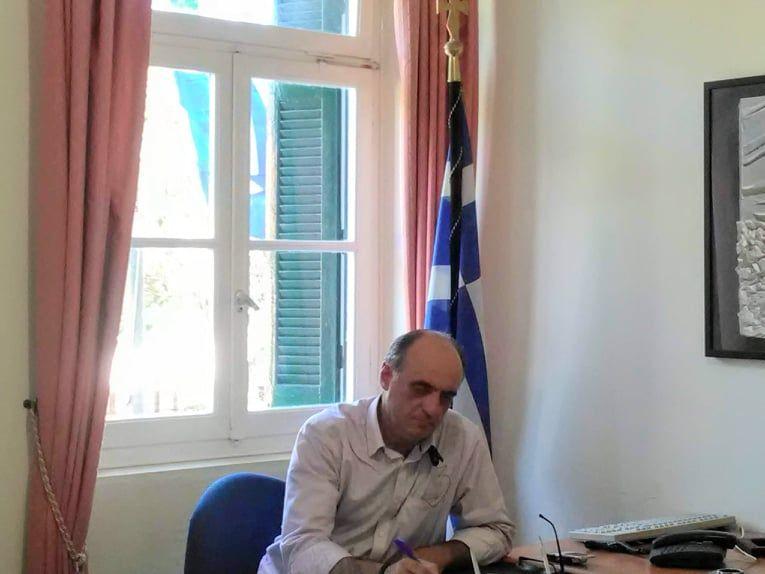 Ανδρέας Σαούλος - Ο πρώτος απολογισμός του Δήμου Βόρειας Κέρκυρας καταργεί το ήμισυ του παντός