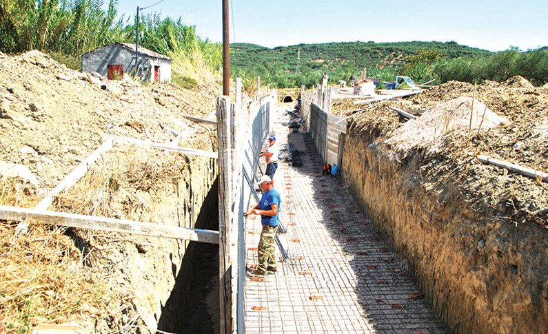 €5m for flood protection in the Ionian Islands