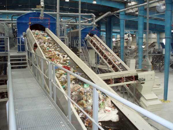 Έφτασε η ώρα των υπογραφών για τη Μονάδα Διαχείρισης σκουπιδιών