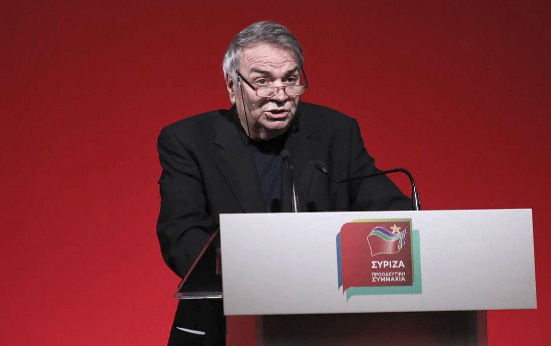Ο Μπίστης για εξωτερική πολιτική & άμυνα σε εκδήλωση του ΣΥΡΙΖΑ Ιονίων