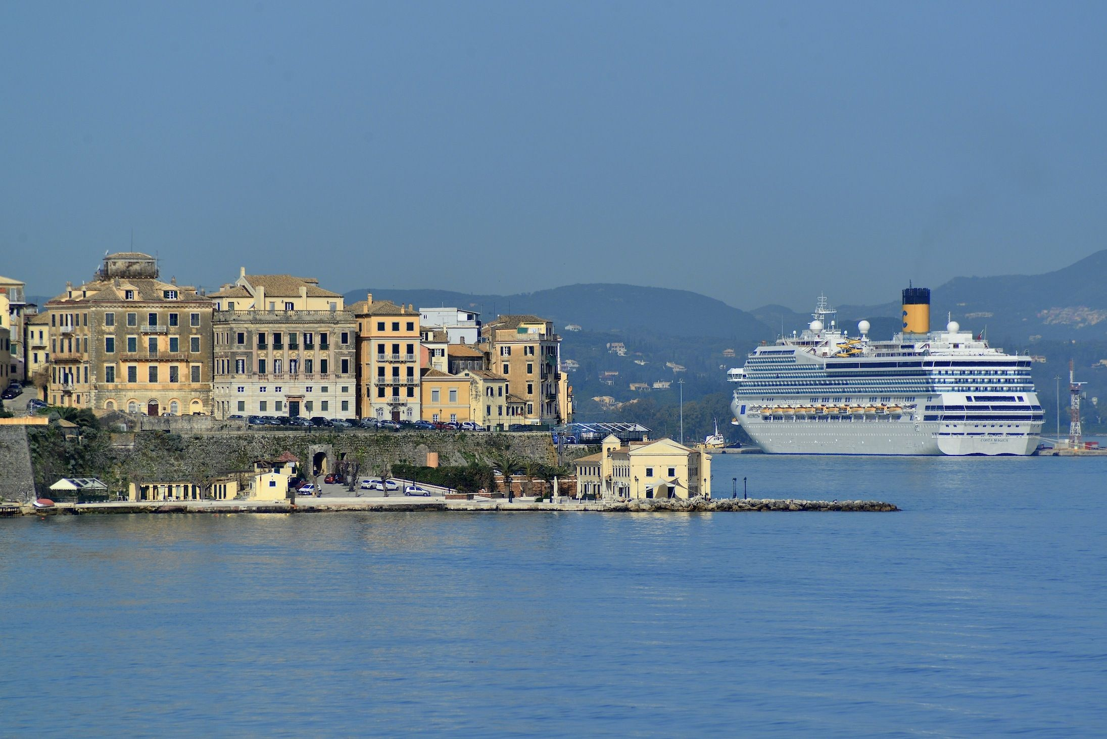 Cruises many not recommence until August or September - or even 2021!