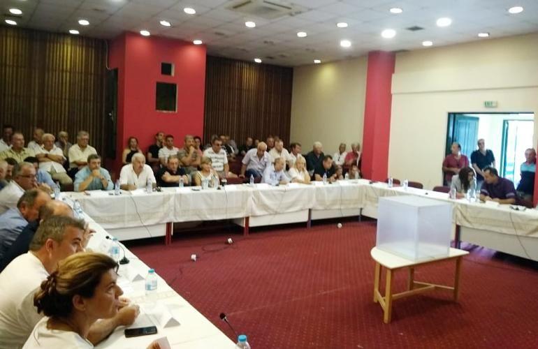 Συνεδριάζει τη Δευτέρα 13/9 το Δημοτικό Συμβούλιο Νότιας Κέρκυρας