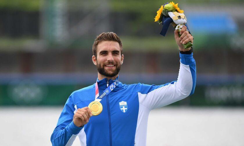 Ο Στέφανος Ντούσκος χάρισε το πρώτο μετάλλιο  στην Ελλάδα στους Ολυμπιακούς του Τόκιο