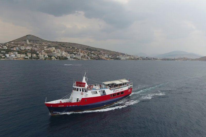 Ξανά εν ενεργεία η ακτοπλοϊκή σύνδεση Κέρκυρας – Αγ. Σαράντα