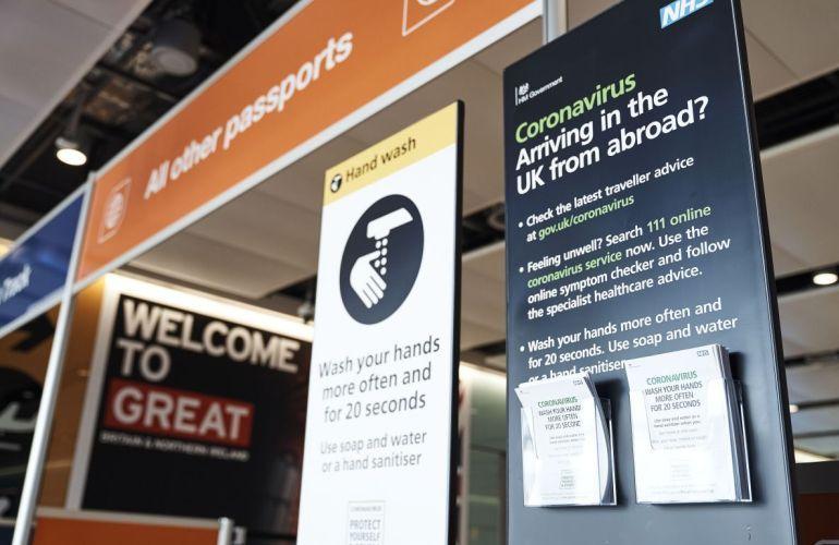 Ασφαλής προορισμός η Κέρκυρα για την βρετανική κυβέρνηση