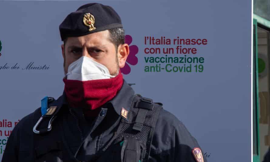 18.025 νέες λοιμώξεις και 326 θάνατοι στην Ιταλία, Κυριακή του Πάσχα