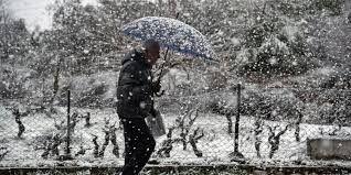 ΕΜΥ – βροχές και ισχυρά φαινόμενα για το Σάββατο 23-01, ο καιρός στο Ιόνιο και Ήπειρο