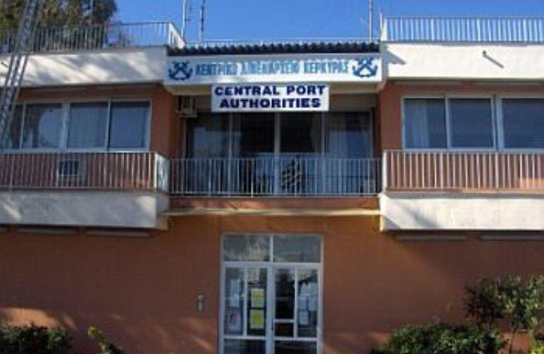 Έλεγχοι για Covid19 στο Κεντρικό Λιμεναρχείο Κέρκυρας
