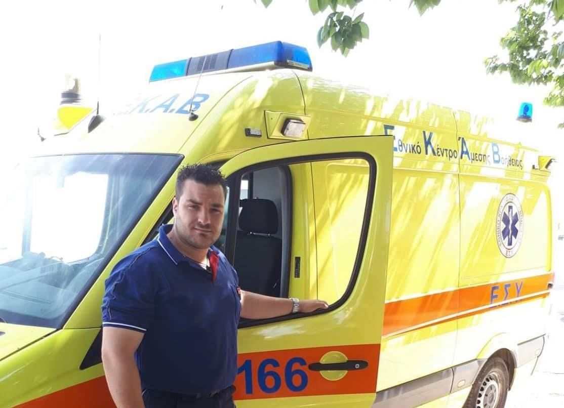 Corfu Ambulance Service further depleted following the suspension of four employees