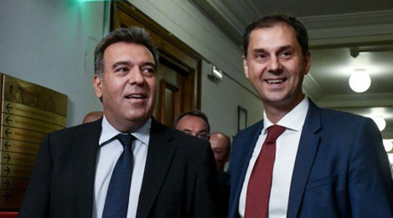 Θεοχάρης-Κόνσολας: «Ο ελληνικός Τουρισμός ξανά-ανοίγει σε όλη τη χώρα με τις ίδιες προϋποθέσεις