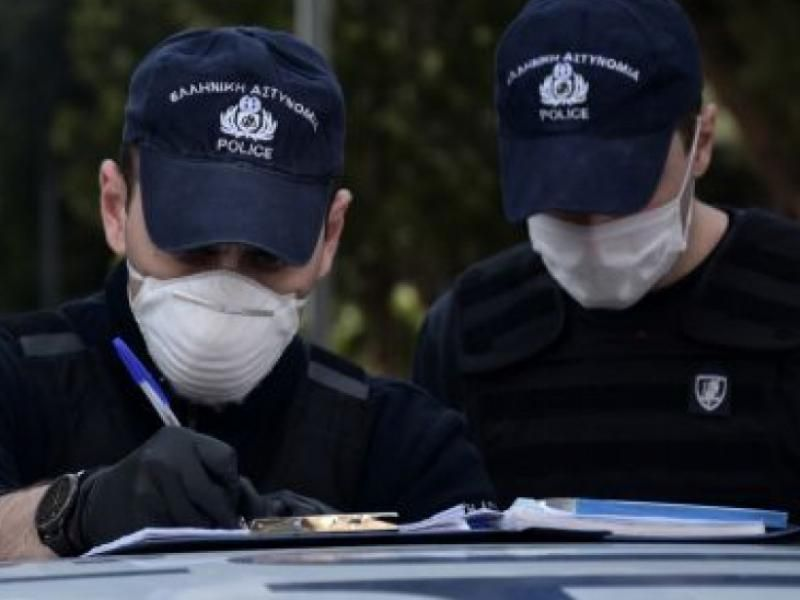 39 fines in Corfu on Saturday and Sunday