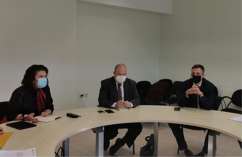 Συνάντηση Κράτσα με τον Δήμαρχο Λευκάδας για τον νέο ΦΟΔΣΑ και τη μονάδα κομποστοποίησης