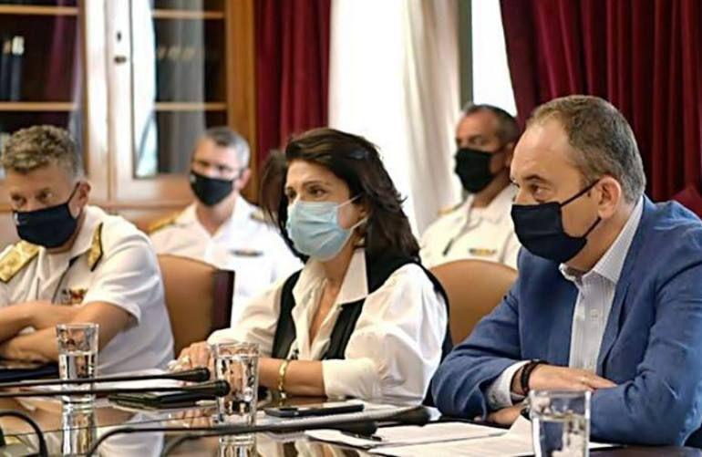 Θετικός ο υπουργός Ναυτιλίας Γιάννης Πλακιωτάκης