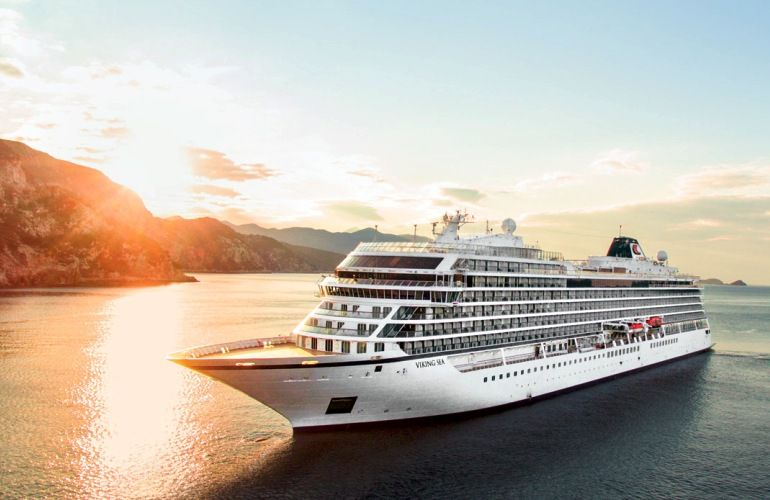 Viking suspends cruises - 5 were due to come to Corfu