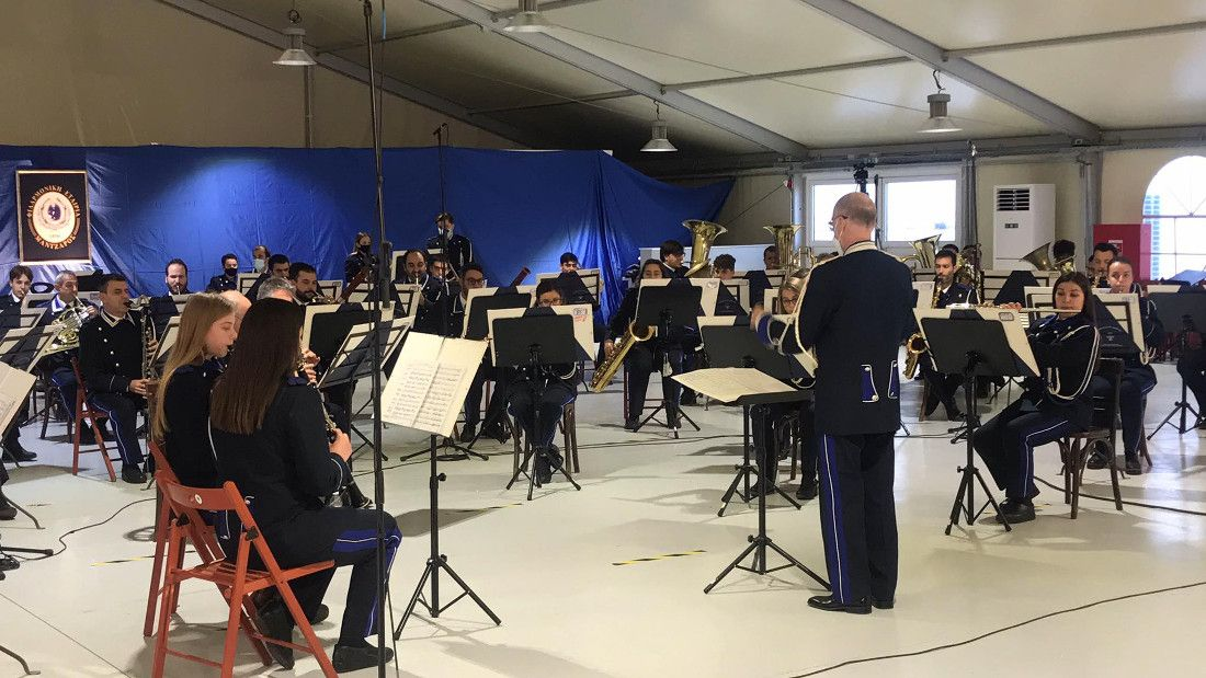 ΄Mantzaros΄ Philharmonic Band to take part in 6th International Conference of Hellenic Symphonic Bands