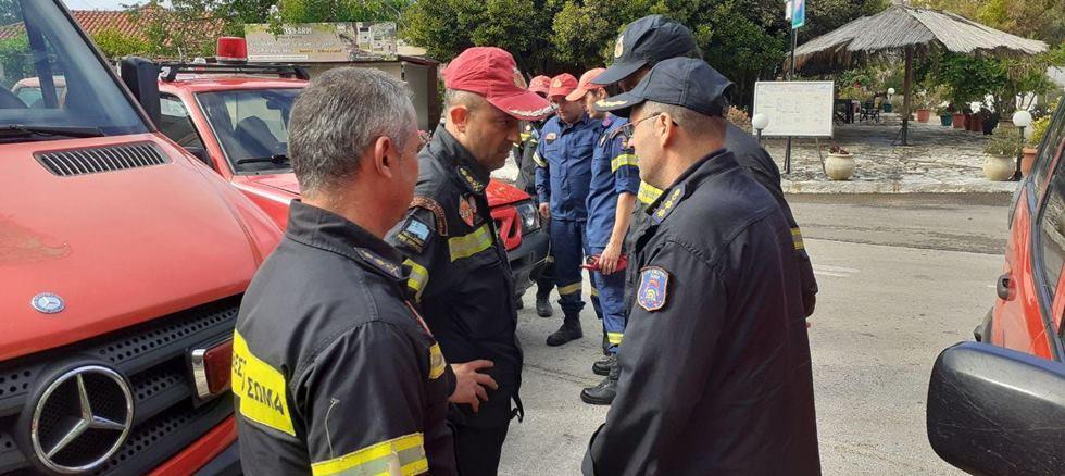 Ζάκυνθος: Τρείς προσαγωγές για τις φωτιές που κατέκαψαν 400 στρέμματα