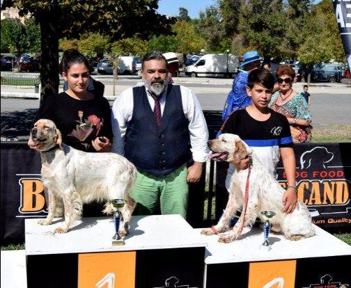 Dog Show στην Σπιανάδα από την Κυνοφιλική Λέσχη Κέρκυρας