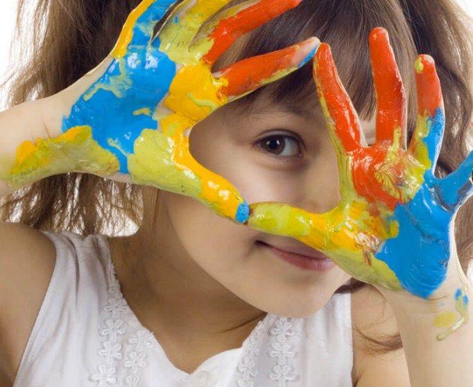 Έκθεση ζωγραφικής των μικρών καλλιτεχνών του «Ο,τι αγαπώ» στο Φουαγιέ του Δημοτικού Θεάτρου