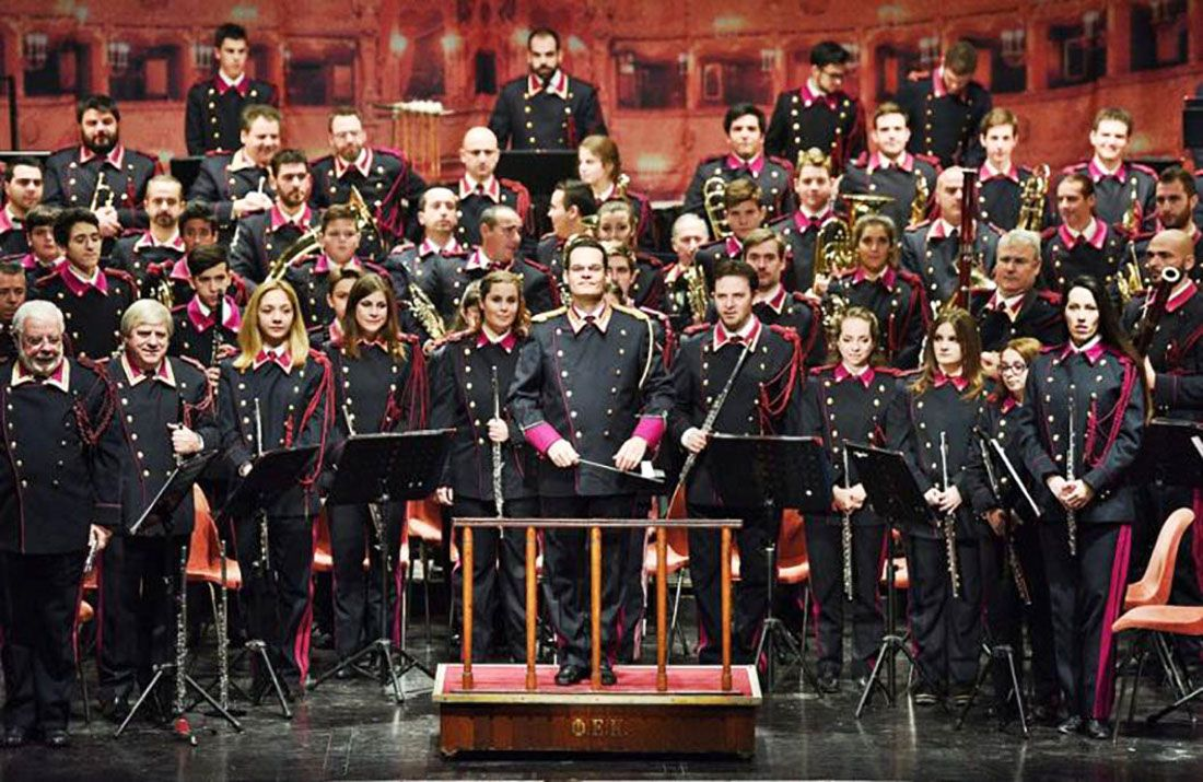 ΄Old΄ Philharmonic Band in quarantine – three musicians test positive