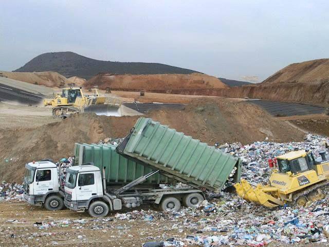 Η μεταφορά απορριμμάτων στη Βόνιτσα στο δημοτικό συμβούλιο Βόρειας Κέρκυρας