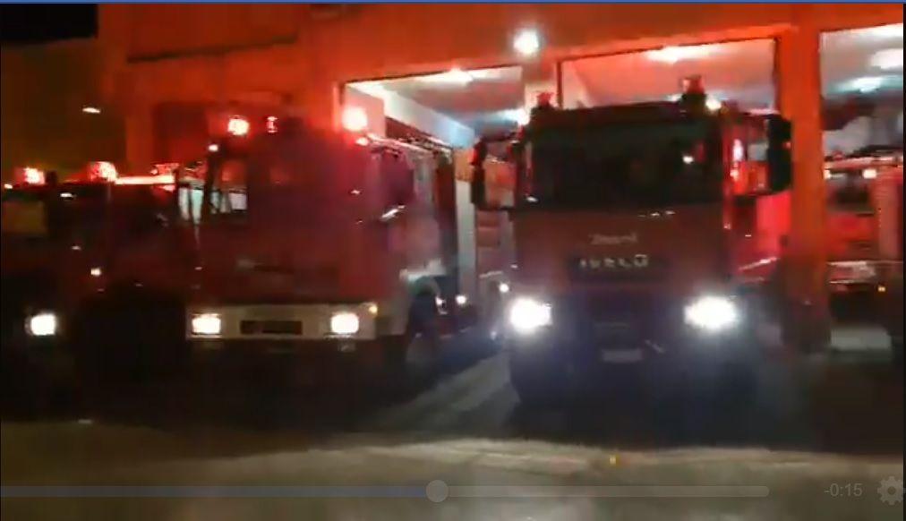 Φωτιές σε Μαραθιά & Λιβάδι Ρόπα - Έσπευσε άμεσα η Πυροσβεστική