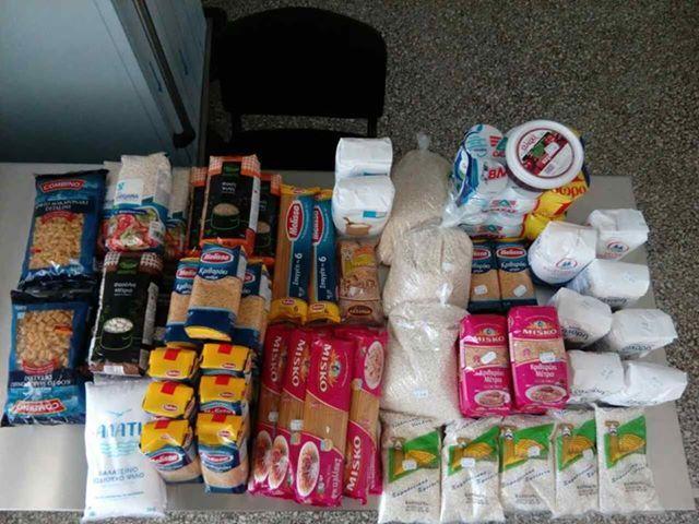Συλλογή τροφίμων από την Συμφωνική «Μίκης Θεοδωράκης» και την Δημοτική Χορωδία San Giacomo