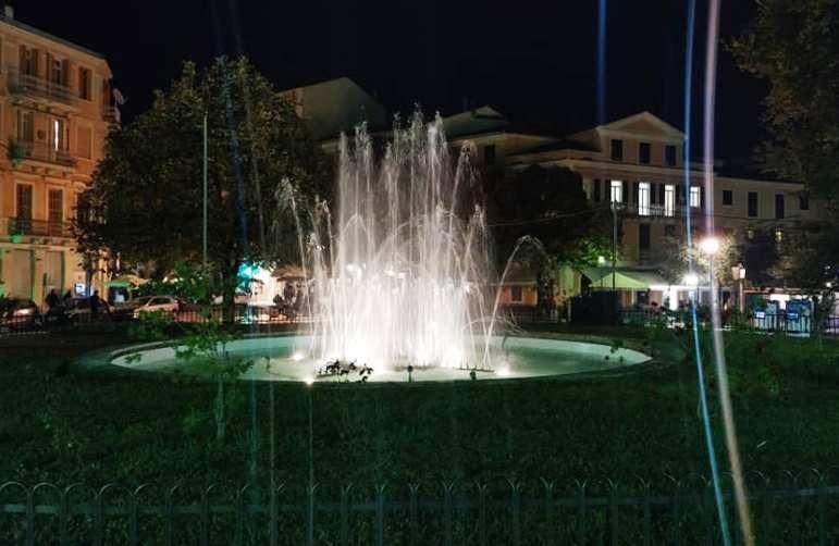 Χ. Γιώτης: «Συντριβάνι & φωτισμός αλλάζουν το Σαρόκο»