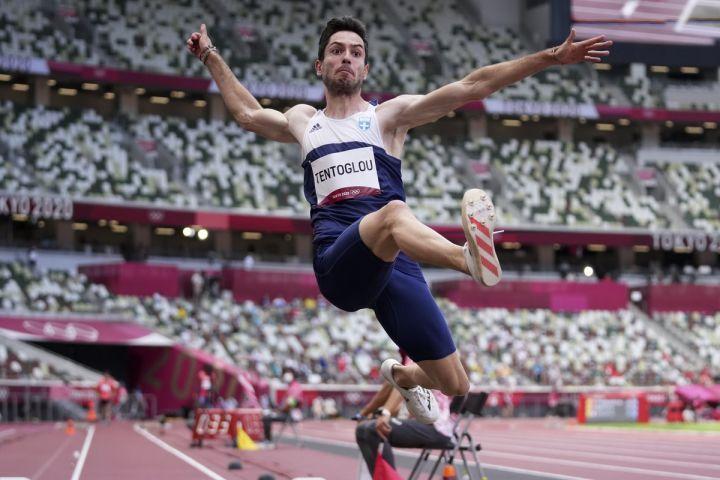 Ολυμπιακοί αγώνες Τόκιο – Ο Μ. Τεντόγλου «πέταξε» για το Χρυσό!