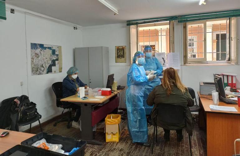 Τεστ για Covid19 στο Γηροκομείο και σε υπαλλήλους στο San Giacomo