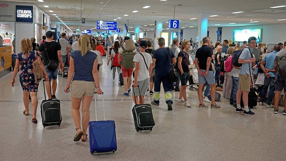 Re-opening of Greek tourism - rules for arrivals