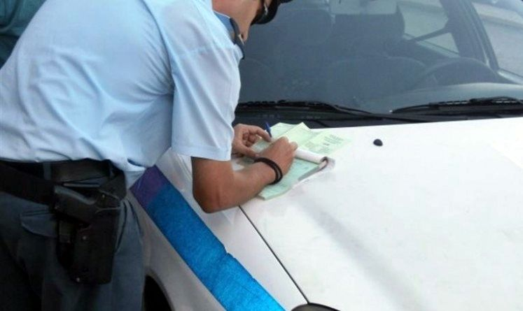 25 fines in Corfu on Tuesday