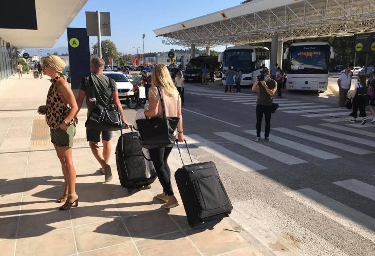Corfu still considered safe destination by British Foreign Office