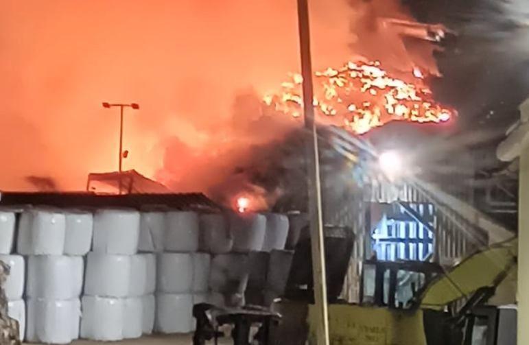 «ΛΑ.ΣΥ.»: Η Π.Ι.Ν. δεν μας διαφώτισε για τις αιτίες των πυρκαγιών σε Χ.Υ.Τ.Α. Κέρκυρας & Κεφαλονιάς