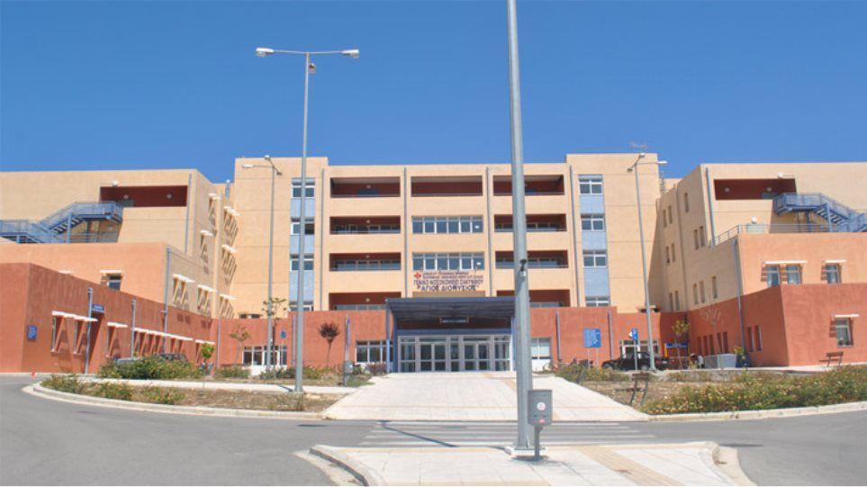 Πέντε κλίνες Μ.Ε.Θ., η μία για Covid19, στο Νοσοκομείο Ζακύνθου